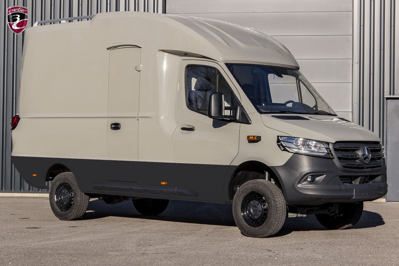 Camping Car 3C Cartier X Rok Mercedes Sprinter V6 2020 3