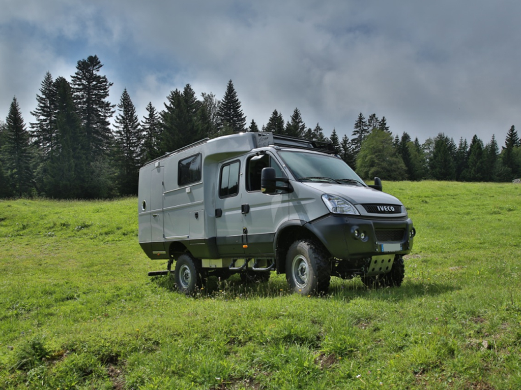 Offroad Vehicle 3ccartier Made To Measure Motorhome Designer