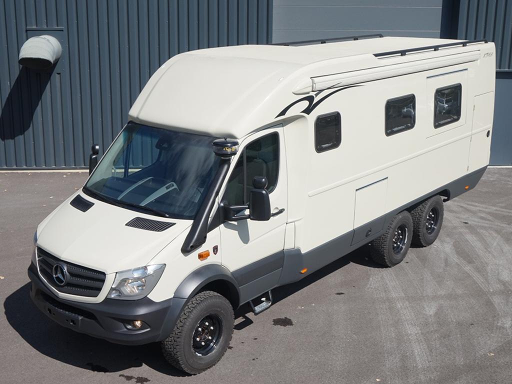 Véhicules Offroad - 3CCartier - Créateur de camping-cars sur mesure