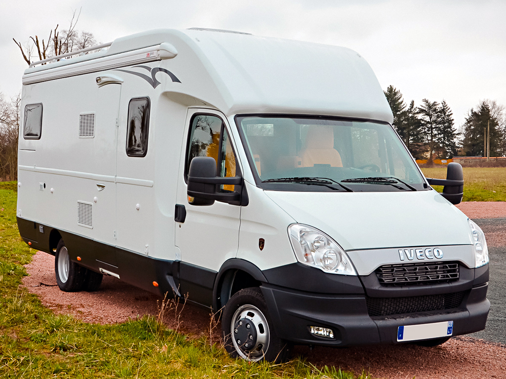 Camping-car route IVECO Daily Camper 4x2 3C Cartier JAZZ II